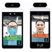 【7折防疫神器】人臉智能體溫感測器 (適合公司、學校、公家機關、公共場合)
