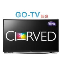 [GO-TV] BenQ 55吋曲面電視(55RU6600) 台北縣市(含運+安裝+貨到付款)