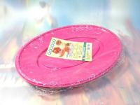 小龍鳳盤5入 CK-112【43311120】免洗餐盤 烤雞盤 烤魚盤 烤鴨盤 食物擺盤 免洗餐具《八八八e網購