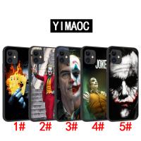 Iphone 12 Mini 11 Pro XR XS Max 軟殼 Joaquin Phoenix joker fun