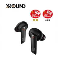 【XROUND】AERO 低延遲真無線藍牙耳機(手機/PC/PS4/PS5 Switch低延遲 APP功能  環繞音效 玩手游 通話)