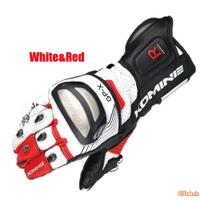 日本komine GK-212 鈦合金 競賽型 皮長手套 可觸控 防風 防滑 防摔手套