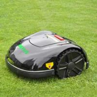สมาร์ทโฟน APP ควบคุมสมาร์ทรีโมทคอนโทรลเครื่องตัดหญ้าหุ่นยนต์ E600T พร้อม13.2AH แบตเตอรี่ Li-Ion,3600m2กำลัง...