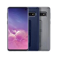 【SAMSUNG 三星】Galaxy S10 原廠立架式保護皮套(台灣公司貨)