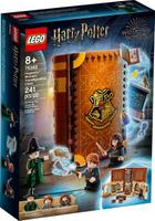 ☆勳寶玩具舖【現貨】LEGO 樂高 哈利波特 HARRY POTTER 76382 霍格華茲魔法書:變形學