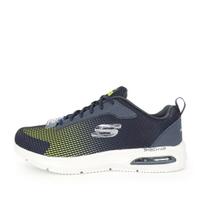 Skechers Dyna-air [52558WNVLM] 男鞋 運動 休閒 健走 柔軟 舒適 支撐 緩衝 寬楦 深藍