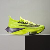 【NIKE 耐吉】Air Zoom Alphafly Next% 男女鞋 日本 箱根伝 螢光綠 馬拉松 氣墊 慢跑鞋 DC5238-702