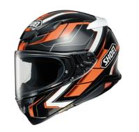 預購商品 任我行騎士部品 SHOEI Z-8 彩繪 PROLOGUE TC-8 黑橘 日本帽 通勤帽款 可PFS Z8