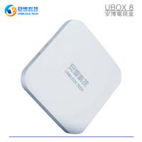 安博盒子 UBOX 8【送好禮5選1】安博電視盒 X10 PRO MAX 4G/64GB 旗艦版 (台灣公司貨)