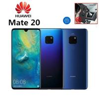 全新未拆華為Huawei Mate 20 128G 6.5吋國際版雙卡雙待 台灣保固18個月 10x變焦內建GMS
