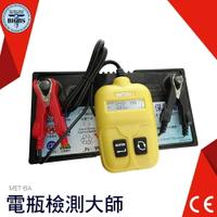 利器五金 電瓶檢測儀 電瓶檢測器 電錶儀錶 啟動馬達 壽命 電瓶 電壓 汽機車