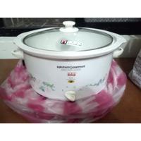 陶瓷電子鍋 白色電鍋