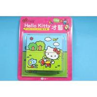 Hello Kitty凱蒂貓立體六面拼圖 C678371 世一才藝六面拼圖(4塊裝)正版授權/一盒入(促160)