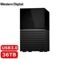 WD 威騰 My Book Duo 36TB(18TBx2) 3.5吋雙硬碟儲存