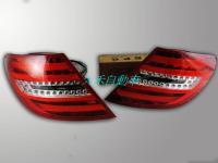 [大禾自動車]全新BENZ 08 09 10年W204 C200 C300 C350 AMG原廠型LED光柱尾燈組
