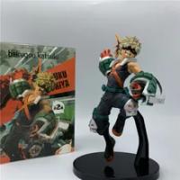 My Hero Academia Bakugou Katsuki Vol.3 PVC Action Figure No Hero Shoto MidoriyaCollectible รุ่น18ซม.
