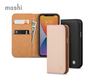 【現貨】Moshi Overture for iPhone 12 Pro/Max 磁吸可拆式卡夾型皮套