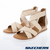 【SKECHERS】女 休閒系列涼鞋 DESERT KISS(113114NTW)