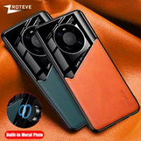 Mate 40 Pro Case Zroteve Coque For Huawei Mate 40 30 Pro Case Mate30 Mate40 PU Leather Cover For Huawei Mate 20 Pro Lite X Cases