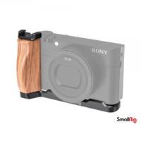 SmallRig 斯莫格 快裝L板 適用於 索尼 Sony VII 黑卡RX100 M7 6 5熱冷靴木手柄 2438