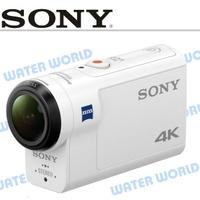 【中壢NOVA-水世界】SONY X3000 運動攝影機 循環錄影 4K畫質 附防水殼 公司貨