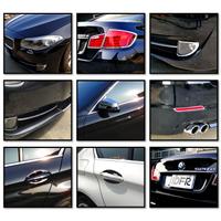 圓夢工廠 BMW 5 F10 改裝 前燈框 後燈框 後視鏡蓋 車門把手門碗 霧燈框 後反光片框 前保桿飾條 尾門飾條