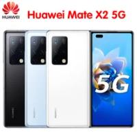 ต้นฉบับ Huawei Mate X2 5G 8.0 Ihch พับหน้าจอ OLED 8GB + 256GB Kirin 9000 octa Core 55W SuperCharge สมาร์ทโฟน