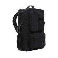 【NIKE 耐吉】後背包 Utility Elite Backpack 大容量 全開式 手提 雙肩背 旅遊 多夾層 黑(CK2656-010)