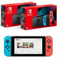 【Switch】Switch主機(電力加強版)- 藍紅/灰