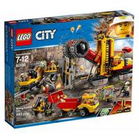 LEGO 樂高 CITY 城市系列 60188 採礦專家現場 【鯊玩具Toy Shark】