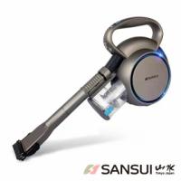 【SANSUI 山水】小蝸牛無刷馬達無線手持吸塵器(SVC-8268)