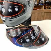 任我行騎士部品 AGV K6 MPLK VISOR 配件 防刮 耐磨 電鍍色 墨色 鏡片