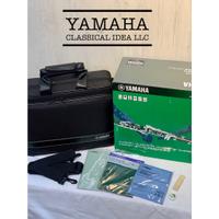 【古點子樂器】YAMAHA YCL-450/03 豎笛Bb調 黑管 單簧管 木管樂器 管樂器 歡迎來電詢問