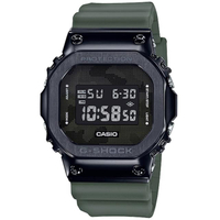 【CASIO 卡西歐】G-SHOCK 街頭潮流電子手錶(GM-5600B-3)