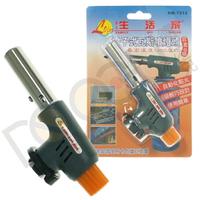 生活家 電子式瓦斯噴槍頭 NM-7212 防風噴燈 1300℃ 卡式瓦斯罐噴火槍 點火槍
