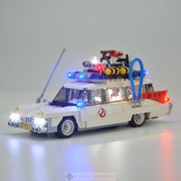 積木燈組 相容樂高21108 抓鬼車/抓鬼特攻隊 LEGO 21108 Ghostbusters