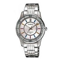 CASIO   นาฬิกาข้อมือผู้หญิง รุ่น CASIO LTP1358D