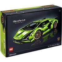 【領券滿額折50】樂高LEGO 42115 Technic 科技系列 Lamborghini Sián FKP 37