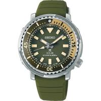 【SEIKO 精工】PROSPEX 鮪魚罐頭太陽能200米潛水錶(SUT405P1/V131-0AM0G)