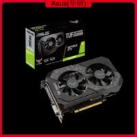 ASUS TUF Gaming GeForce® GTX 1660 SUPER™ OC Edition 6GB GDDR6 Rocks High Refresh Rates Graphics Card (TUF-GTX1660S-O6G-GAMING)