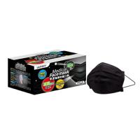 萊潔 醫療防護成人口罩-曜石黑(50入/盒裝)(衛生用品,恕不退貨,無法接受者勿下單)