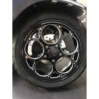 VOS偉士狗肉車坊-Vespa 12吋鋁圈 一對輪框 甜甜圈 煮麵框 GTS GTV 春天 衝刺