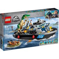 【領券滿額折50】樂高LEGO 76942  Jurassic World 侏儸紀世界系列 Baryonyx Dinosaur Boat Escape