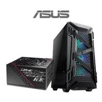 【ASUS華碩 機殼+850W電源】TUF Gaming GT301 電腦機殼+ROG Strix 850W 金牌 電源供應器(黑)