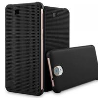 【原廠皮套】HTC One E9+ E9pw/E9+ dual sim/E9 E9x 炫彩顯示皮套/側掀手機保護套/側開保護殼 Dot View HC M221