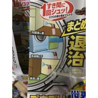 日本產 蟑螂噴霧 小強藥 墻腳冰箱邊柜子縫隙噴霧20ML床蝨 wCWJ