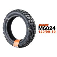 MAXXIS 瑪吉斯輪胎 M6024 巧克力胎 越野胎 120/90-10 BWS-100 小B