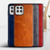 phone Case for Motorola Edge S coque Luxury Vintage leather Skin covers for motorola edge s case funda capa