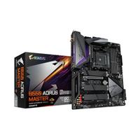 GIGABYTE 技嘉 AMD B550 AORUS MASTER 電競主機板