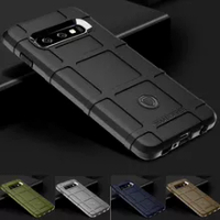 Luxury Silicone Case For Samsung galaxy S8 S9 S10 Plus S10e A6S A7 J4 J6 Plus A9 2018 Pro Note 8 9 10 ProRugged Armor Phone Case